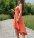 doua-rochii-suprapuse-asimetrice-din-panza-topita-portocalie (3)
