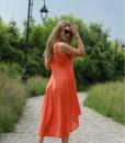 doua-rochii-suprapuse-asimetrice-din-panza-topita-portocalie (4)