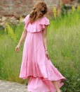 doua-rochii-suprapuse-asimetrice-din-panza-topita-roz (7)