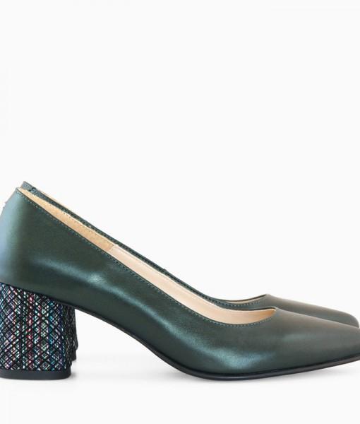pantofi-dama-din-piele-naturala-verde-sidef-louise-22395-4