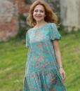 rochie-lejera-cu-maneca-scurta-bleu-cu-imprimeu (2)