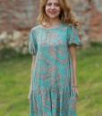 rochie-lejera-cu-maneca-scurta-bleu-cu-imprimeu (4)