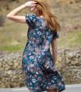rochie-lejera-cu-maneca-scurta-bleumarin-cu-imprimeu (1)