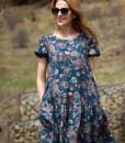 rochie-lejera-cu-maneca-scurta-bleumarin-cu-imprimeu (3)