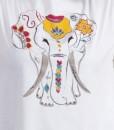 tricou-alb-despicat-pe-lateral-imprimeu-elefant (2)