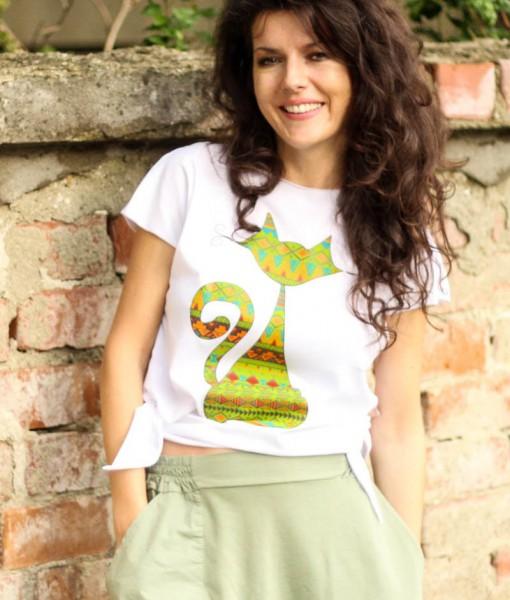 tricou-alb-despicat-pe-lateral-imprimeu-pisica-azteca (1)