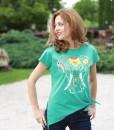 tricou-aqua-despicat-pe-lateral-imprimeu-elefant (8)