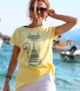 tricou-galben-despicat-pe-lateral-cu-pisica-etnica (3)
