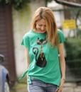 tricou-verde-despicat-pe-lateral-cu-pisica-neagra-cu-margele-boho (2)