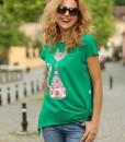 tricou-verde-despicat-pe-lateralcu-pisica-romaneasca (1)