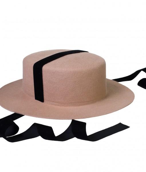 Pălărie De Damă Canotier – D51