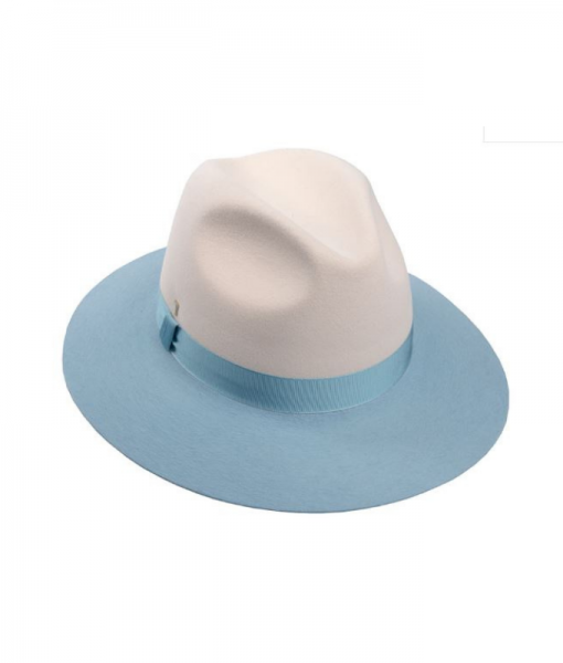 Pălărie De Dama Tonak Essence Duo Bleu- Crem D86