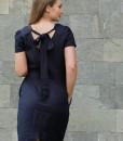 rochie-cu-maneca-scurta-din-in-bleumarin (3)
