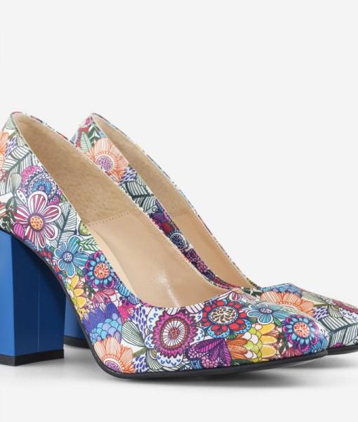 Pantofi Dama Eleganti Piele Naturala Diane Marie