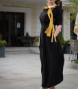 rochie-lungabalon-din-vascoza-plina-neagra