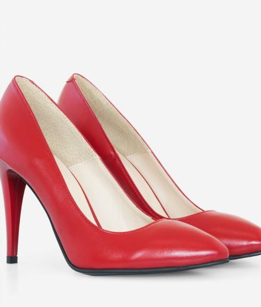Pantofi Stiletto Eleganti Din Piele Diane Marie