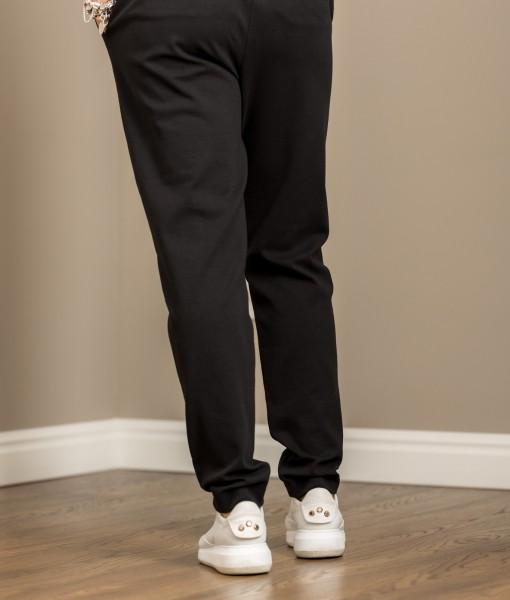 Pantaloni Dama Casual-Spate